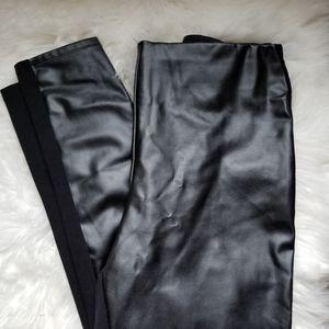 Worthington Faux Leather Pants